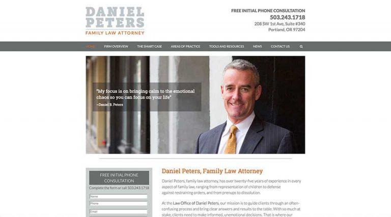 DanielPetersLaw.com