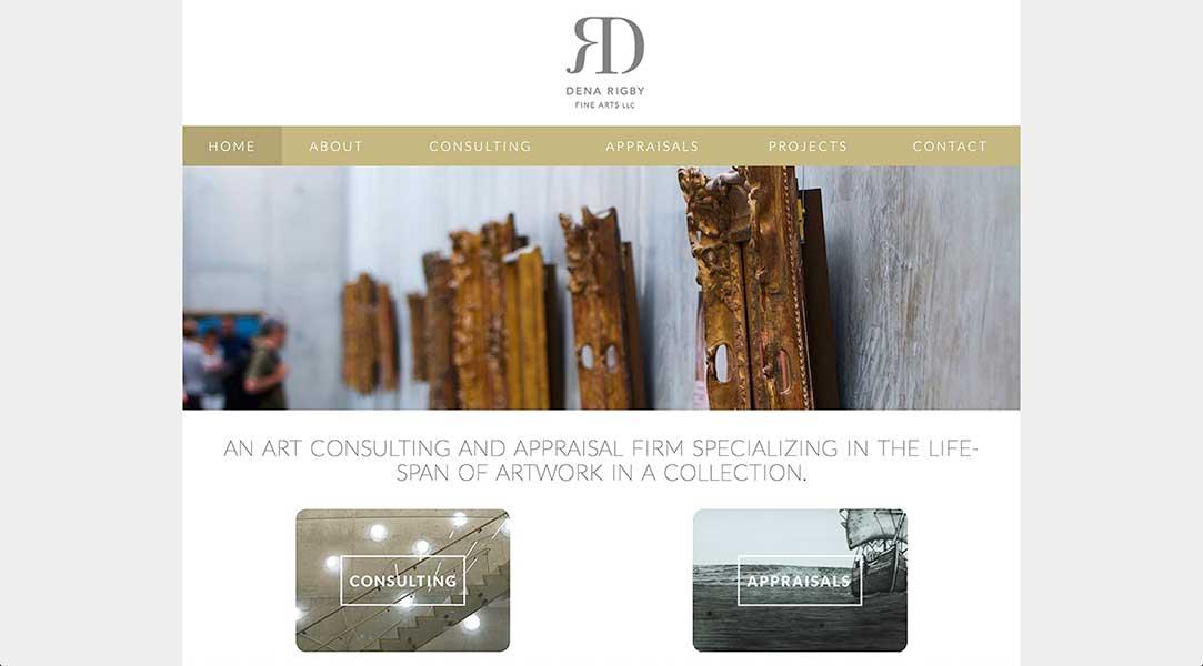 denarigbyfinearts.com