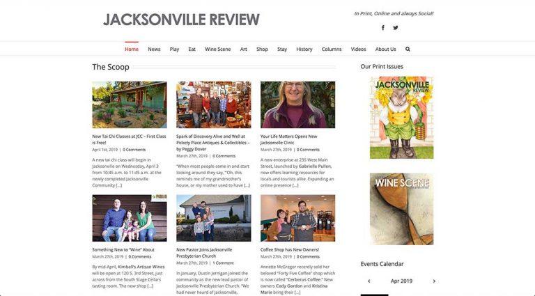 jacksonvillereview.com
